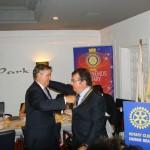 Luis Navarrete es el nuevo presidente del Club Rotario de Ciudad Real