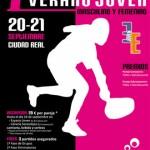 """Ciudad Real: Este fin de semana, Torneo de Pádel """"Verano Joven"""""""