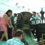 Fiesta de la Vendimia de Villarrubia de los Ojos: Lucas-Torres asegura que el sector vitivinícola es ahora «más fuerte y competitivo»