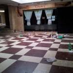 Puertollano: El botellón convierte en un peligroso basurero un pasaje del Paseo de San Gregorio