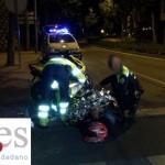 Ciudad Real: Herido un motociclista tras chocar contra un turismo