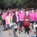 Puertollano: La Asociación Santa Águeda celebrará el día del cáncer de mama con una pedalada frente a la Casa de Baños