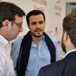 Tasio Oliver sustituirá a Beatriz Talegón en el encuentro de candidaturas de unidad popular, al que podría sumarse Alberto Garzón