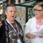 Ciudad Real: AMUMA tiñe las calles de rosa solidario