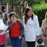 """Aspacecire denuncia, en compañía de una alcaldesa """"cómplice"""", el """"desamparo legal"""" al que la LOMCE aboca a los niños con parálisis cerebral"""