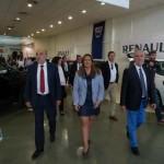 Manzanares abre el IV Salón del Automóvil, una feria de referencia para el sector