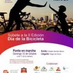 Puertollano: El Día de la Bicicleta se traslada al 19 de octubre