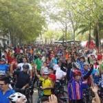 Puertollano: Cerca de 1.300 personas participan en el Día de la Bicicleta