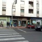 Ciudad Real: Un vehículo impacta contra una señal de tráfico en la Ronda Granada