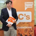 """Pedro Fernández Aránguez (Ciudadanos):""""El Ayuntamiento de Ciudad Real es opaco, y en la opacidad aparece la sombra de la corrupción"""""""