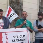 """STE-CLM denuncia la """"no sustitución"""" del profesorado hasta finales de curso"""