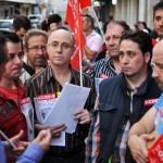 """CCOO denuncia que los impagos de Seguridad Huécar arrastran a """"situaciones dramáticas"""" a los trabajadores"""