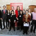 La alcaldesa de Ciudad Real subraya el impulso a la formación y empleo para discapacitados