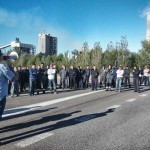 """""""Que se dejen de buenas voluntades, queremos realidades"""": Los trabajadores de Elcogas vuelven a la huelga"""