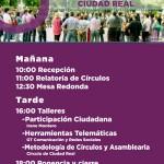 Ciudad Real acogerá este sábado el I Encuentro Provincial de círculos Podemos