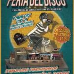 La Feria del Disco se celebrará en la Fábrica de Cerveza Artesana de Ciudad Real