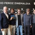 Gas Natural Fenosa renueva su compromiso con el cine apoyando la segunda edición de los premios Feroz