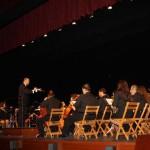 La Filarmónica Beethoven encandiló a los asistentes al concierto del 20 Aniversario del Hospital Mancha Centro