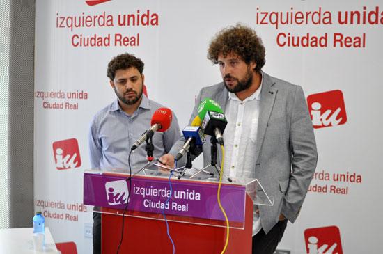 Jorge Fernández y Francisco Trillo