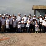 Voluntarios de Gas Natural Fenosa participan en un proyecto de restauración y conservación de La Mancha Húmeda