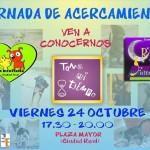 Jornada de acercamiento a los colectivos La Bienvenida y Ciudad Real Felina