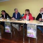 """Marcel Félix presenta en Daimiel el libro """"Mitología y superstición en La Mancha"""""""