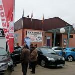 Vehículos nuevos y de ocasión de las principales marcas se citan en el IV Salón del Automóvil de Manzanares