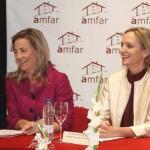 La consejera de Empleo, Carmen Casero, inaugura la Jornada de Liderazgo y Emprendimiento Femenino organizada por AMFAR