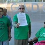 Ciudad Real: La PAH reclama que se apliquen las sentencias delTribunal de Justicia de la Unión Europea y que se paralicen todos los desahucios