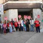 La PAH Puertollano logra firmar su séptima dación en pago y organiza un mercadillo solidario