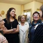 Ciudad Real: Bendecido el piso de acogida para mujeres embarazadas de la Sociedad San Vicente de Paúl