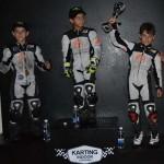 El joven piloto de Argamasilla de Calatrava David García Almansa consigue su segundo podio de la temporada