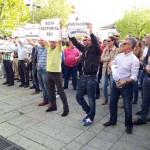 Puertollano: UGT reafirma su apoyo a los policías locales y recuerda que mesa policial es legal