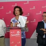 Ciudad Real: El PSOE pone en manos de la Fiscalía el caso los posibles sobrecostes en la obra de la Vereda de Moledores