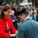 12 de octubre: La alcaldesa de Ciudad Real apela a la unidad de España como «único camino de futuro» para el país