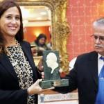 """Ciudad Real: Rosa Romero, una """"amiga para siempre"""""""
