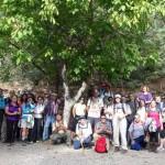 Crónica de la ruta senderista por el Parque Natural de Sierra Mágina (Jaén)