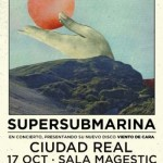 """Supersubmarina comienza en Ciudad Real la gira de su nuevo disco, """"Viento de cara"""""""