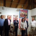 """El Patio de Comedias de Torralba abre una exposición sobre el """"125 Aniversario de la Plaza de Toros"""" hasta enero"""