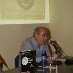 Villajos profundizó en los documentos del archivo municipal de Ciudad Real relacionados con Alarcos