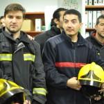 """Conflicto en los bomberos: CCOO acusa CSI·F de alentar actos vandálicos y recuerda que no acordará nada que consagre las """"cacicadas"""" que ha negociado con el SCIS"""