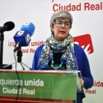 Carmen Sóanez estará en las primarias de IU en una lista reforzada por integrantes de diferentes movimientos sociales