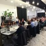 Ciudad Real: El enólogo Ignacio de Miguel imparte un curso de cata en la escuela de cocina Tastevin Club