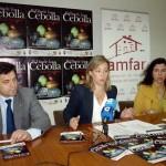 AMFAR celebra el II Día de la Cebolla en Bolaños de Calatrava