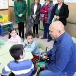 Ciudad Real: Romero destaca la inversión de 158.000 euros en becas de comedor y material escolar