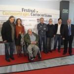 El cortometraje y la voz de los profesionales protagonizan la apertura del II Festival Corto Cortismo