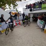 Gran éxito de participación en el III Trofeo de Navidad MTB Hermanos Pintor