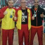 El puertollanero Christian Kaschinski se proclama campeón del mundo de kick boxing