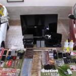 Detenidas ocho personas pertenecientes a una organización criminal que actuaba en Manzanares y La Solana