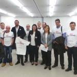 """Unos eurodiputados """"sorprendidos"""" por el posible cierre de Elcogas evaluarán en Puertollano la problemática de la central"""